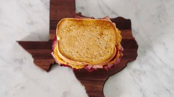 Arby's Texas Brisket TV Spot, ' Sandwich Legends: Texas Brisket' - Thumbnail 2