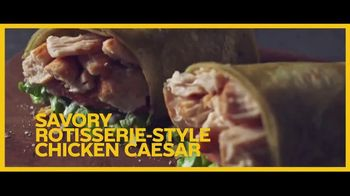 Subway Signature Wraps TV Spot, 'Rocking Horse' - Thumbnail 5