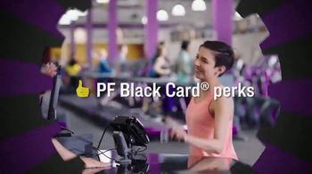 Planet Fitness PF Black Card TV Spot, 'All the Great Stuff' - Thumbnail 7