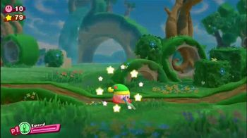 Kirby Star Allies TV Spot, 'Disney Channel: Share Your Skills' - Thumbnail 1
