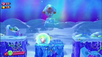 Kirby Star Allies TV Spot, 'Disney Channel: Share Your Skills' - Thumbnail 2