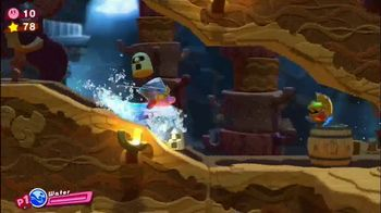 Kirby Star Allies TV Spot, 'Disney Channel: Share Your Skills' - Thumbnail 3