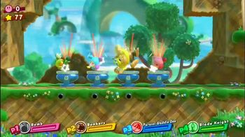 Kirby Star Allies TV Spot, 'Disney Channel: Share Your Skills' - Thumbnail 6