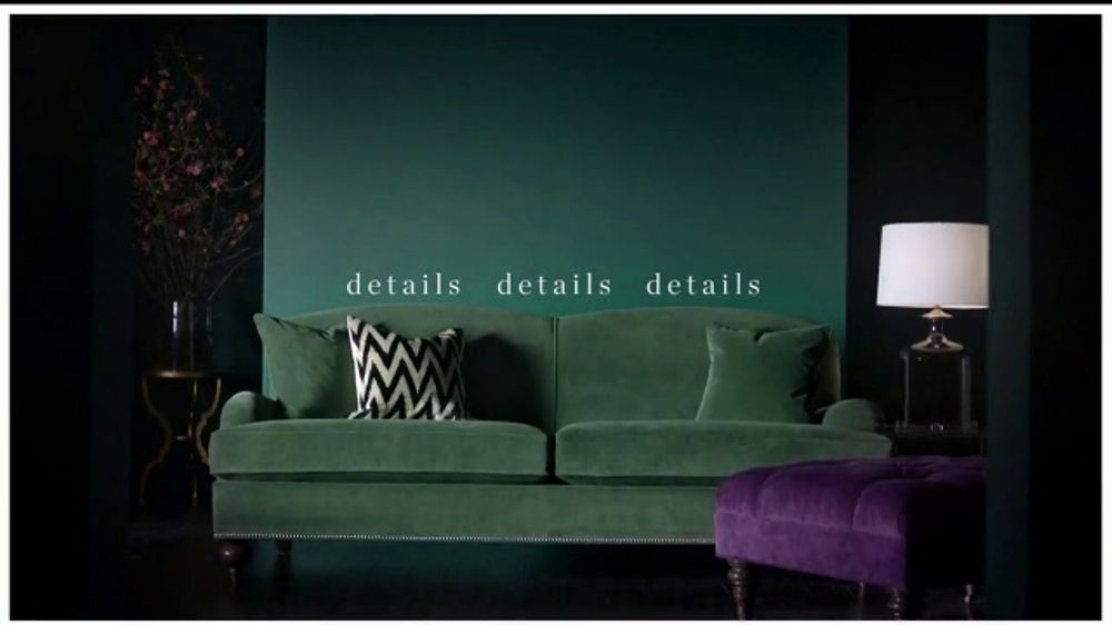 Ethan Allen TV Commercial 'Every Detail Matters' ISpottv Adorable Ethan Allen Home Interiors