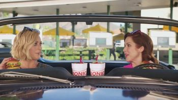 Sonic Drive-In Signature Slingers TV Spot, 'Getting Away with It' - 7249 commercial airings