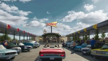 Sonic Drive-In Signature Slingers TV Spot, 'Getting Away with It' - Thumbnail 1