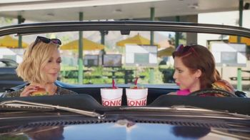 Sonic Drive-In Signature Slingers TV Spot, 'Getting Away with It' - Thumbnail 2