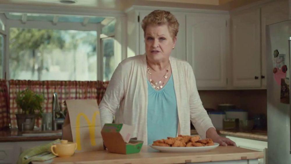 McDonald's Buttermilk Crispy Tenders TV Commercial, 'Golf Cart Grandma'