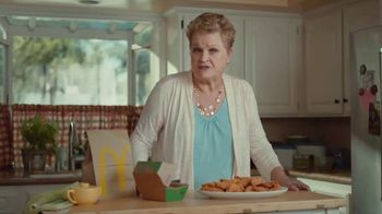 McDonald's Buttermilk Crispy Tenders TV Spot, 'Golf Cart Grandma'