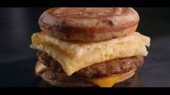 McDonald's Sausage, Egg and Cheese McGriddles TV Spot, 'Morning Routine' - Thumbnail 1