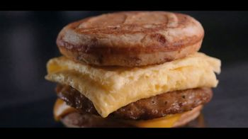McDonald's Sausage, Egg and Cheese McGriddles TV Spot, 'Morning Routine' - Thumbnail 2