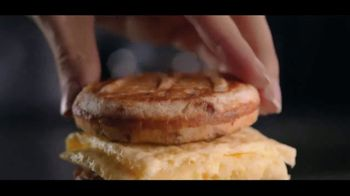 McDonald's Sausage, Egg and Cheese McGriddles TV Spot, 'Morning Routine' - Thumbnail 7