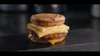 McDonald's Sausage, Egg and Cheese McGriddles TV Spot, 'Morning Routine' - Thumbnail 8