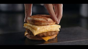 McDonald's Sausage, Egg and Cheese McGriddles TV Spot, 'Plenty of Time' - Thumbnail 9
