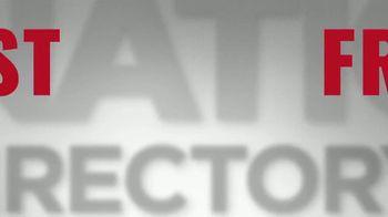 PowerNation Directory TV Spot, 'Fast Free Shipping' - Thumbnail 1