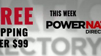 PowerNation Directory TV Spot, 'Fast Free Shipping' - Thumbnail 2