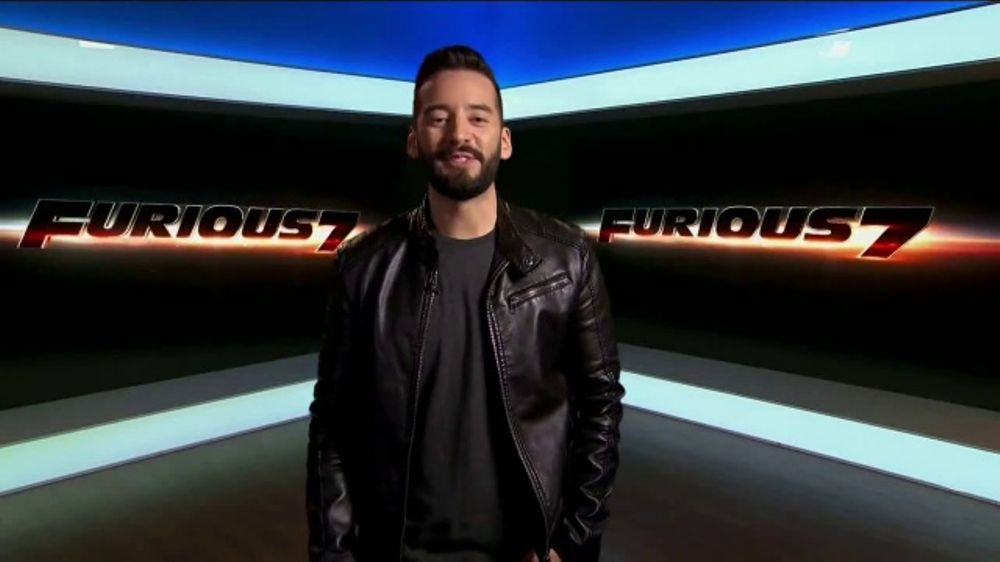 Fast & Furious Supercharged TV Commercial, 'Telemundo: Sneak Peek' Featuring Francisco C??ceres