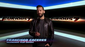 Fast & Furious Supercharged TV Spot, 'Telemundo: Sneak Peek' Featuring Francisco Cáceres - Thumbnail 2