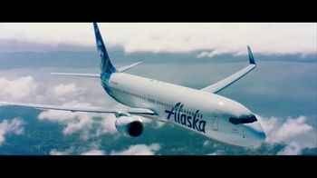 Alaska Airlines TV Spot, 'From San Diego on Up' - Thumbnail 1