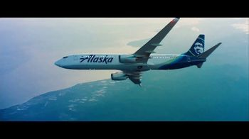 Alaska Airlines TV Spot, 'From San Diego on Up' - Thumbnail 8