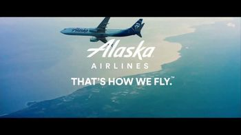 Alaska Airlines TV Spot, 'From San Diego on Up' - Thumbnail 9