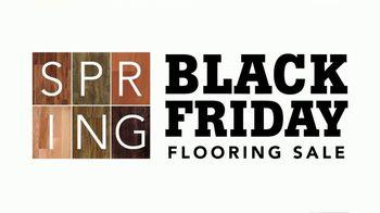 Lumber Liquidators Spring Black Friday Flooring Sale TV Spot, '2018 Styles' - Thumbnail 1