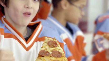 Little Caesars EXTRAMOSTBESTEST Pizza TV Spot, 'Party' - Thumbnail 5