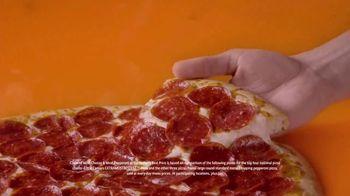 Little Caesars EXTRAMOSTBESTEST Pizza TV Spot, 'Party' - Thumbnail 8