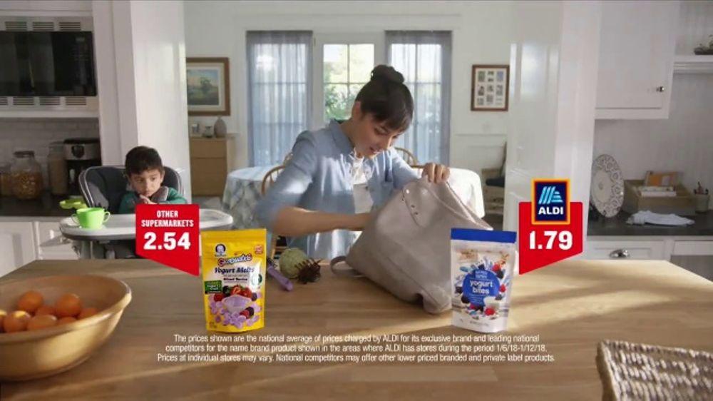 Aldi Tv Commercial I Like Aldi Yogurt Bites Ispot Tv