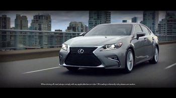 Lexus Command Performance Sales Event TV Spot, 'Craftsmanship' [T1] - Thumbnail 4