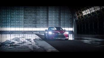 Lexus Command Performance Sales Event TV Spot, 'Craftsmanship' [T1] - Thumbnail 7