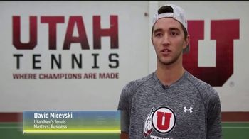 Pac-12 Conference TV Spot, 'PAC Profiles: David Micevski' - Thumbnail 4