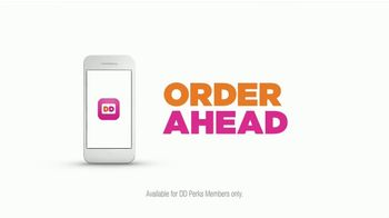 Dunkin' Donuts TV Spot, 'Afternoon Boost' - Thumbnail 10