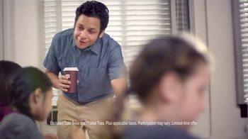 Dunkin' Donuts TV Spot, 'Afternoon Boost' - Thumbnail 8