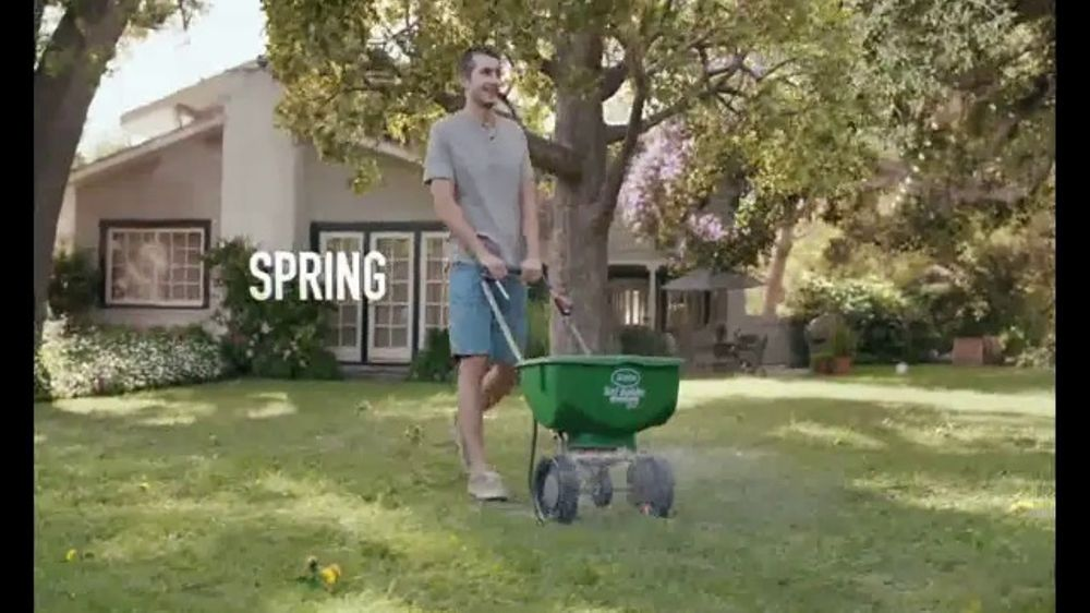 Scotts Turf Builder Tv Commercial Get A Yard Like Pete S