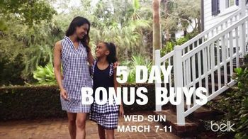 Belk Anniversary Sale TV Spot, 'Spring Fashion' - Thumbnail 3