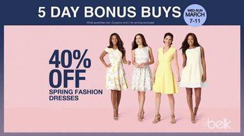 Belk Anniversary Sale TV Spot, 'Spring Fashion' - Thumbnail 5