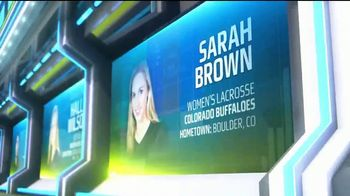 Pac-12 Conference TV Spot, 'PAC Profiles: Sarah Brown' - Thumbnail 1