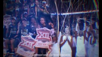 Big 12 Conference TV Spot, 'Awesome History' - Thumbnail 3