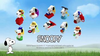 McDonald's Happy Meal TV Spot, 'Snoopy' - Thumbnail 8