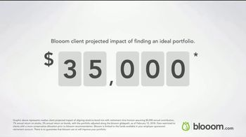 Blooom TV Spot, 'Ideal Portfolio' - Thumbnail 10