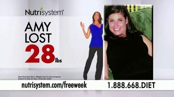 Nutrisystem TV Spot, 'Amy Lost Weight' - Thumbnail 2