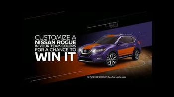 Nissan Die Hard Fan Sweepstakes TV Spot, 'ESPN: Your School Colors' [T1] - Thumbnail 7