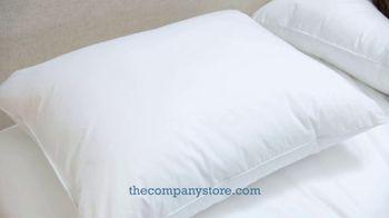 The Company Store LaCrosse LoftAire Pillow TV Spot, 'Perfect Balance' - Thumbnail 4