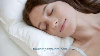 The Company Store LaCrosse LoftAire Pillow TV Spot, 'Perfect Balance' - Thumbnail 6