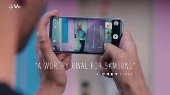 LG V30 TV Spot, 'I Promise: $300 Trade-In' Song by Molly Kate Kestner - Thumbnail 6