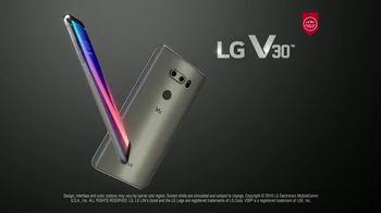LG V30 TV Spot, 'I Promise: $300 Trade-In' Song by Molly Kate Kestner - Thumbnail 9