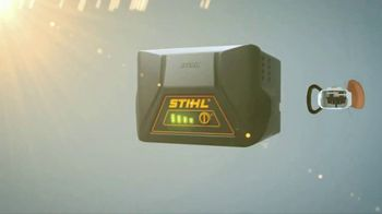 STIHL Lightning Battery System TV Spot, 'On a Single Charge' - Thumbnail 2