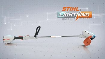 STIHL Lightning Battery System TV Spot, 'On a Single Charge' - Thumbnail 3