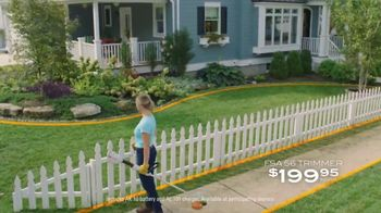 STIHL Lightning Battery System TV Spot, 'On a Single Charge' - Thumbnail 7